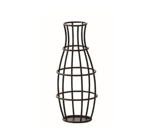 Cal Flower Stand Metal Blk
