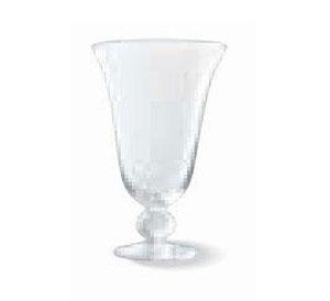 Cal Flute Glass Vase