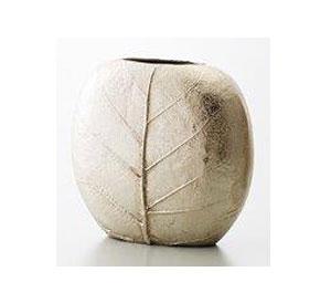 Cal Foglia Silver Vase